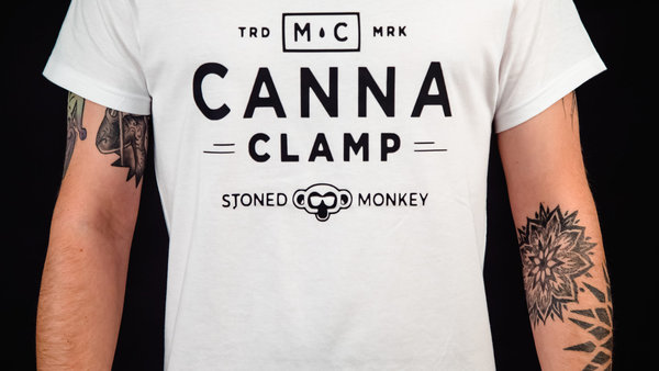 Camiseta Canna Clamp