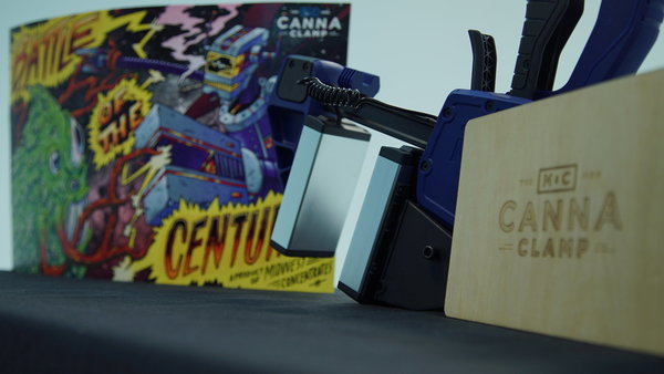 CANNA CLAMP 2.0 PREMIUM Goodies Pack